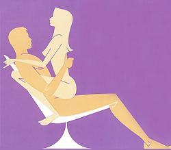 Posições do tantra para fazer Sexo com Amor 5