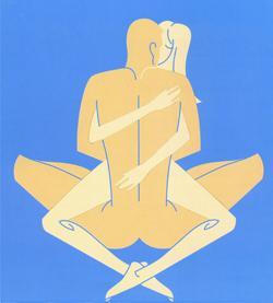 Posições do tantra para fazer Sexo com Amor 2